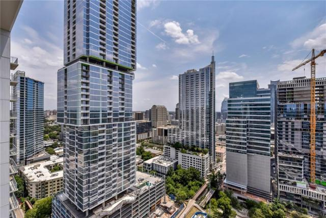 222 West Ave #2703, Austin, TX 78701 (#6878010) :: KW United Group