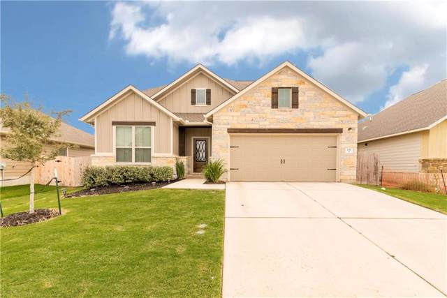 133 Finley St, Hutto, TX 78634 (#6879838) :: Lucido Global