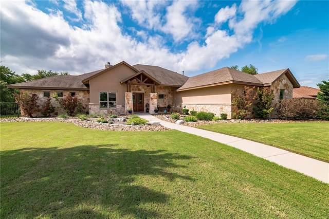 205 Marbella Way, Georgetown, TX 78633 (#6881789) :: Papasan Real Estate Team @ Keller Williams Realty