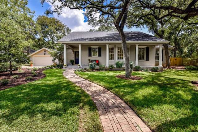 4703 Highland Ter, Austin, TX 78731 (#6884796) :: The Perry Henderson Group at Berkshire Hathaway Texas Realty