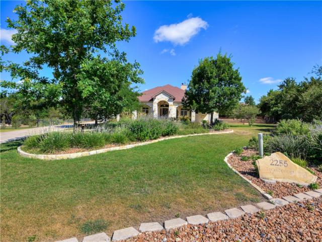 2255 Texas Spgs, New Braunfels, TX 78132 (#6885706) :: The Perry Henderson Group at Berkshire Hathaway Texas Realty