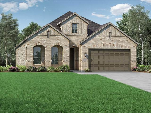 100 Docking Iron Dr, Hutto, TX 78634 (#6886603) :: The Perry Henderson Group at Berkshire Hathaway Texas Realty