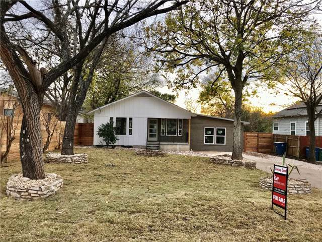 4709 Delores Ave, Austin, TX 78721 (#6888082) :: Lancashire Group at Keller Williams Realty