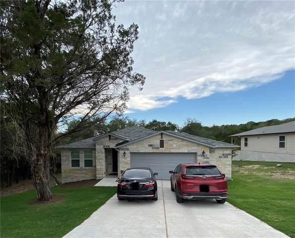 2514 Newton Dr, Lago Vista, TX 78645 (#6890330) :: Zina & Co. Real Estate