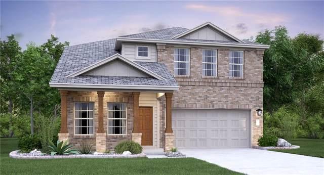 105 Concho Brook Bend, Georgetown, TX 78626 (#6895259) :: Ben Kinney Real Estate Team