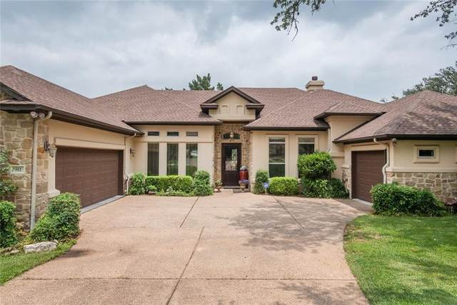811 Vanguard St, Lakeway, TX 78734 (#6897659) :: The Perry Henderson Group at Berkshire Hathaway Texas Realty