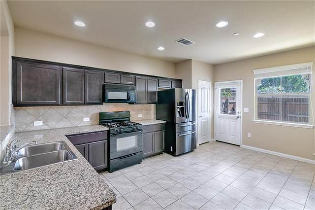 2880 Donnell Dr #2501, Round Rock, TX 78664 (#6898702) :: Green City Realty