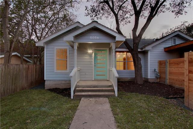 505 E 54th St B, Austin, TX 78751 (#6900128) :: Ben Kinney Real Estate Team