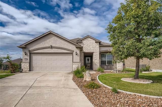 108 Hogan Bluff Ct, Georgetown, TX 78633 (#6901911) :: Zina & Co. Real Estate