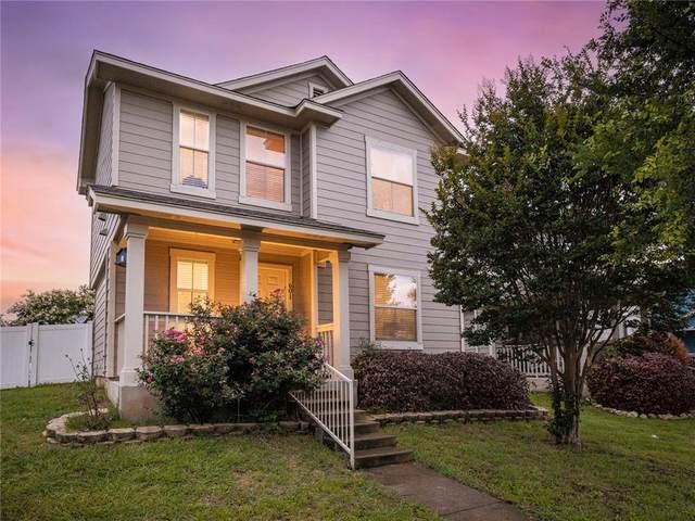 601 Big Spring Dr, Cedar Park, TX 78613 (#6902306) :: Papasan Real Estate Team @ Keller Williams Realty
