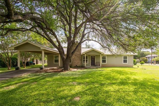 301 Hub Dr, Wimberley, TX 78676 (#6905176) :: The Perry Henderson Group at Berkshire Hathaway Texas Realty