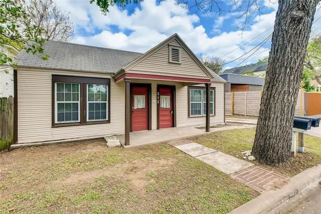 312 W Monroe St, Austin, TX 78704 (#6906145) :: The Perry Henderson Group at Berkshire Hathaway Texas Realty