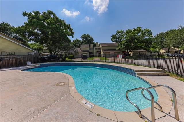 512 Eberhart #206, Austin, TX 78745 (#6908795) :: The Perry Henderson Group at Berkshire Hathaway Texas Realty