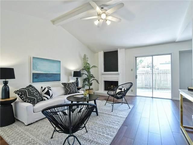 5809 West Gate Blvd A, Austin, TX 78745 (#6911180) :: Papasan Real Estate Team @ Keller Williams Realty