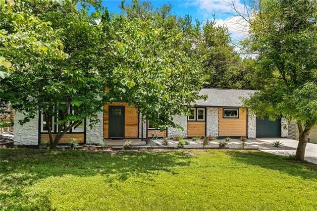 804 Cedar Gln, Austin, TX 78745 (#6913130) :: Papasan Real Estate Team @ Keller Williams Realty