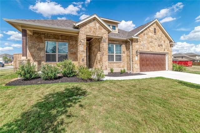 3635 Ponce De Leon Pass, Round Rock, TX 78665 (#6913285) :: Lancashire Group at Keller Williams Realty