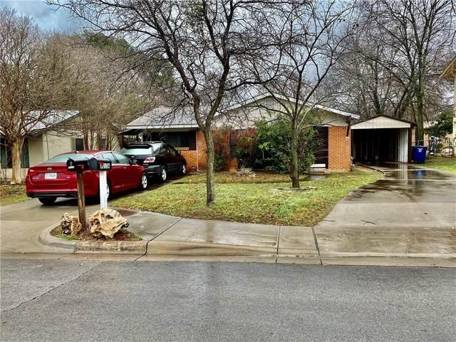 8013 Lazy Ln, Austin, TX 78757 (#6913417) :: Papasan Real Estate Team @ Keller Williams Realty