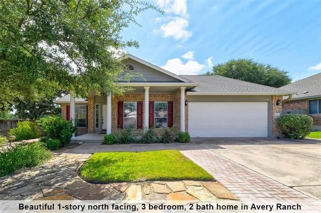 14533 Wharton Park Trl, Austin, TX 78717 (#6913865) :: Papasan Real Estate Team @ Keller Williams Realty