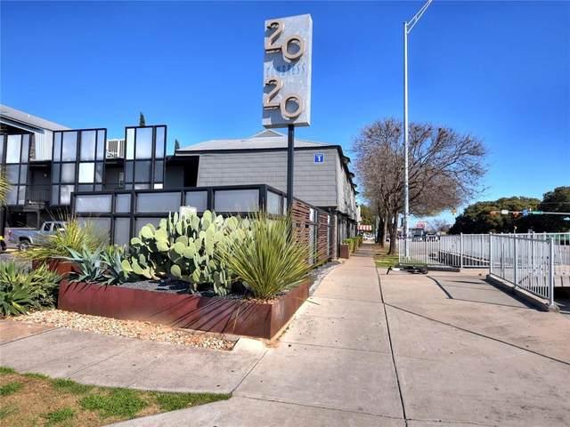 2020 S Congress Ave #1122, Austin, TX 78704 (#6915716) :: Zina & Co. Real Estate