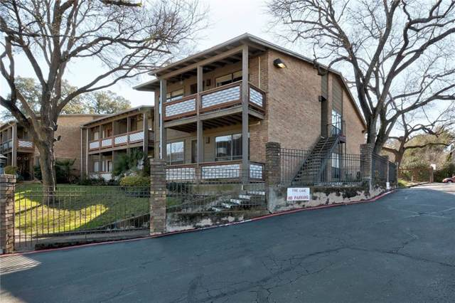 1101 Hollow Creek Dr #2201, Austin, TX 78704 (#6918915) :: The Perry Henderson Group at Berkshire Hathaway Texas Realty