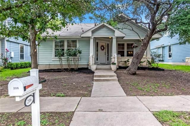 206 Lollipop Ln, Cedar Park, TX 78613 (#6921831) :: Papasan Real Estate Team @ Keller Williams Realty