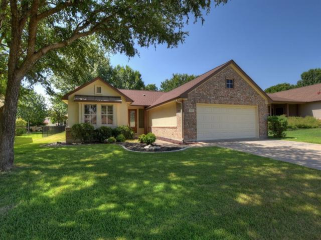111 Stetson Trl, Georgetown, TX 78633 (#6924239) :: The Gregory Group
