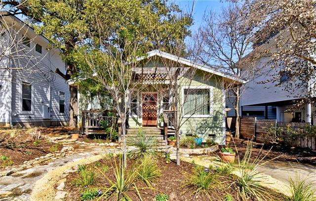 806 Jewell St, Austin, TX 78704 (#6928338) :: Zina & Co. Real Estate