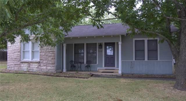 510 E Main St, Fayetteville, TX 78940 (MLS #6931555) :: Brautigan Realty