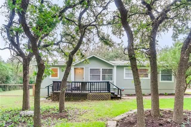 1006 Red Bud Dr, Cedar Park, TX 78613 (MLS #6932253) :: Brautigan Realty