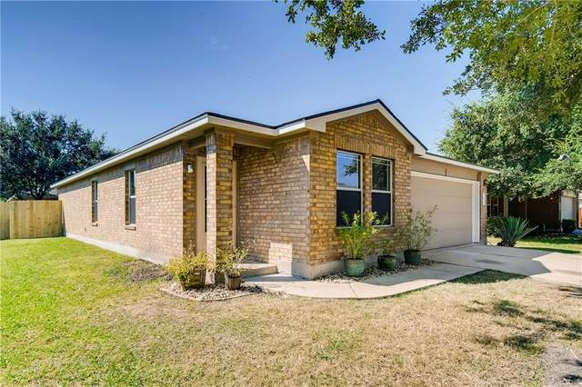 104 Bubbling Brook Dr, Hutto, TX 78634 (#6932750) :: RE/MAX Capital City
