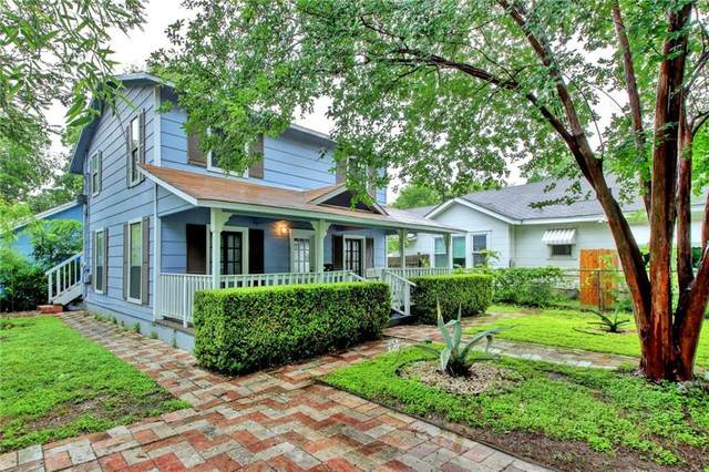 4812 Ave G Ave, Austin, TX 78751 (#6933733) :: The Perry Henderson Group at Berkshire Hathaway Texas Realty
