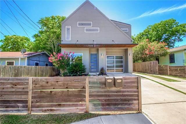 1602 Chestnut Ave A, Austin, TX 78702 (#6934312) :: Watters International