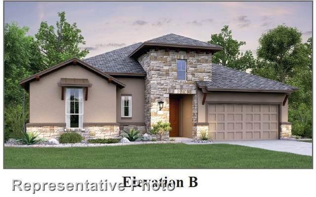 713 Affazia Ln #43, Georgetown, TX 78628 (#6934362) :: Ben Kinney Real Estate Team