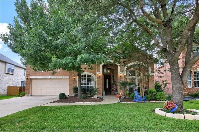 3812 Lagoona Dr, Round Rock, TX 78681 (#6934788) :: Papasan Real Estate Team @ Keller Williams Realty