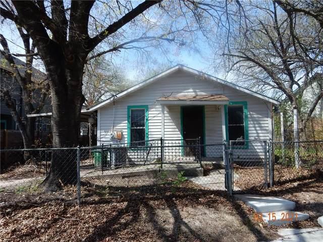 1226 Eleanor St, Austin, TX 78721 (#6935410) :: Papasan Real Estate Team @ Keller Williams Realty