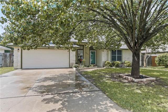 907 Garden Meadow Dr, Georgetown, TX 78628 (#6935518) :: Papasan Real Estate Team @ Keller Williams Realty