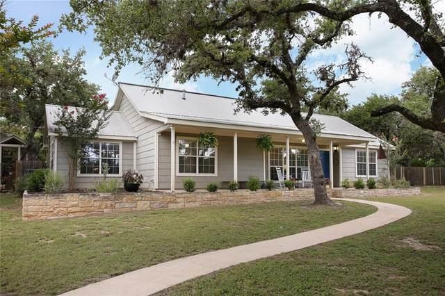 708 Liveoak Dr, Johnson City, TX 78636 (#6935542) :: Papasan Real Estate Team @ Keller Williams Realty