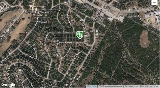 20602 Camel Back, Lago Vista, TX 78645 (MLS #6936323) :: Vista Real Estate