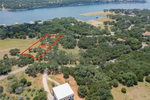 1309 Robin Trl, Lago Vista, TX 78645 (#6938790) :: Ben Kinney Real Estate Team