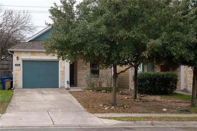 1133 Salem Park Ct, Austin, TX 78745 (#6939019) :: Ben Kinney Real Estate Team