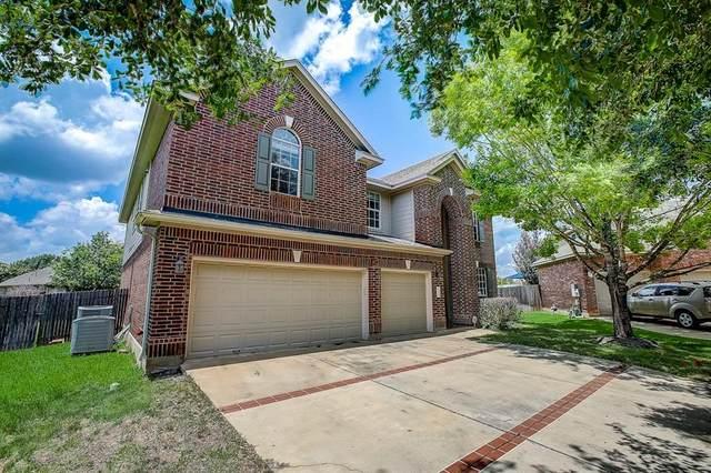 2401 Kapalua Pl, Pflugerville, TX 78660 (#6939843) :: Papasan Real Estate Team @ Keller Williams Realty