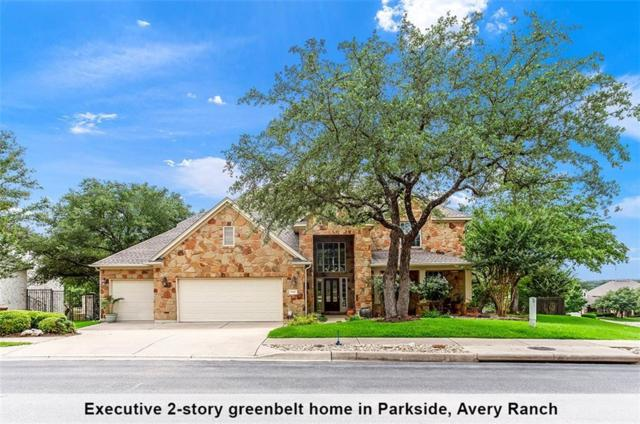 9912 Palmbrook Dr, Austin, TX 78717 (#6941049) :: The Gregory Group