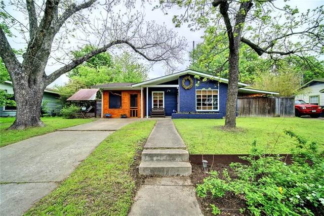 6309 Dorchester Dr, Austin, TX 78723 (#6944846) :: R3 Marketing Group