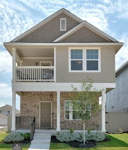 17923 Orchidea Way #170, Pflugerville, TX 78660 (#6947872) :: Papasan Real Estate Team @ Keller Williams Realty