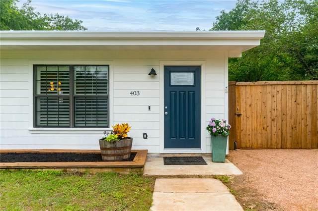 403 W Crestland Dr, Austin, TX 78752 (#6948976) :: Papasan Real Estate Team @ Keller Williams Realty