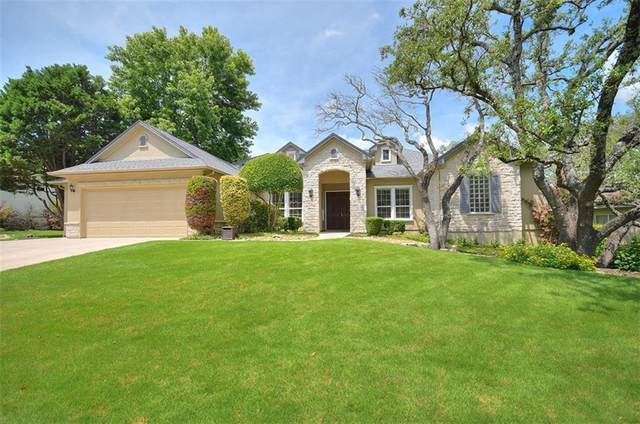 109 Golf View Dr, Georgetown, TX 78633 (#6949634) :: Papasan Real Estate Team @ Keller Williams Realty