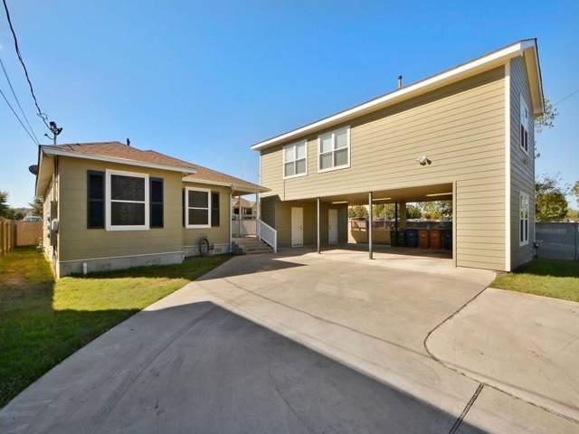 6007 Fairway St, Austin, TX 78741 (#6952358) :: Ana Luxury Homes