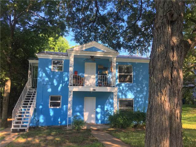 3907 Maplewood Ave A, Austin, TX 78722 (#6952564) :: The Perry Henderson Group at Berkshire Hathaway Texas Realty