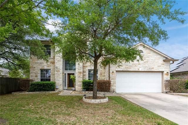 10720 N Canoa Hills Trl, Austin, TX 78717 (#6956255) :: Sunburst Realty