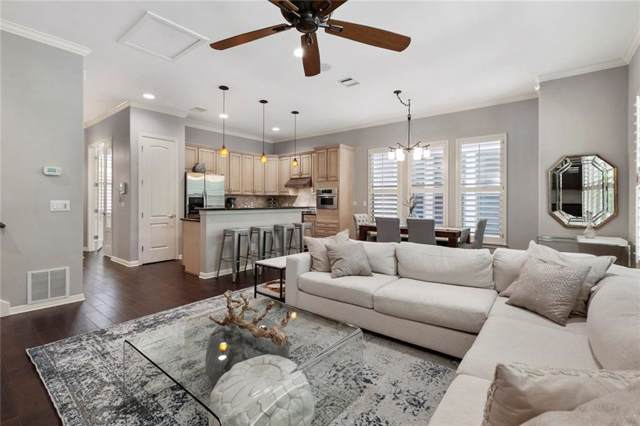 1115 Kinney Ave #42, Austin, TX 78704 (#6958638) :: The Perry Henderson Group at Berkshire Hathaway Texas Realty